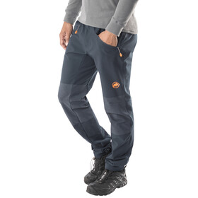 Mammut Eisfeld Light lange broek Heren Regular blauw